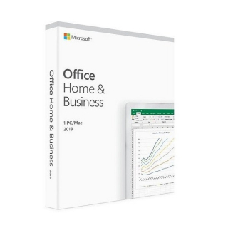 Office Home and Business 2019 English CEE Only Medialess P6 T5D-03347