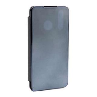 Futrola BI FOLD CLEAR VIEW za Huawei P30 Lite crna