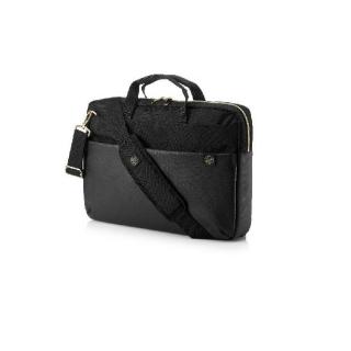 HP torba 15.6 Duotone Briefcase Case Black/Gold