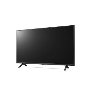 LG 43UN70003LA LED TV 43 Ultra HD, WebOS ThinQ AI, CeramicBlack, Two pole stand