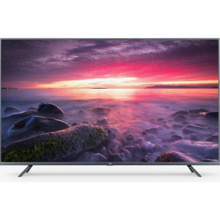 MI LED TV 4S 55, UHD Android TV, Gray