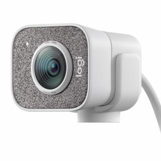 Logitech StreamCam Off White Webcam USB