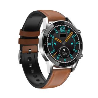 Smart Watch DT92 braon (kozna narukvica)