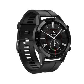 Smart Watch DT92 crni (silikonska narukvica)