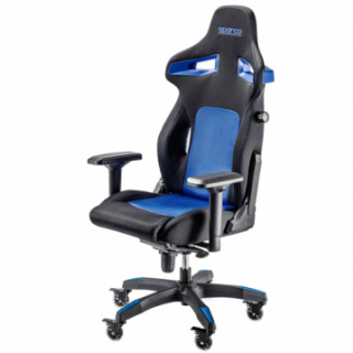 STINT Gaming/office chair Black/Blue