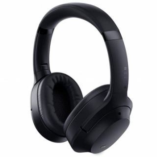 Opus Bluetooth Active Noise Cancellation Headset Black