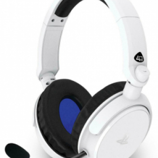 PS4 Stereo Gaming Headset Pro4-50S White