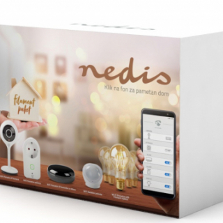 Nedis Filament Smart Home Paket