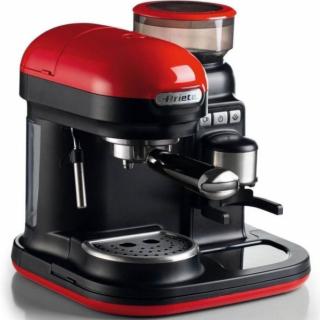 Ariete AR1318 Aparat za kafu Crno-Crveni