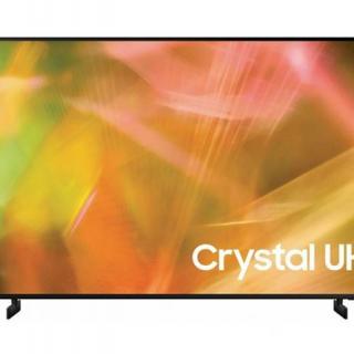 SAMSUNG LED TV UE43AU8072UXXH UHD, SMART